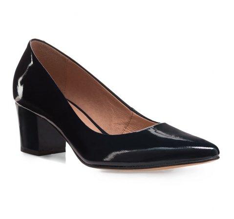 Schuhe, dunkelblau, 85-D-200-7-35, Bild 1