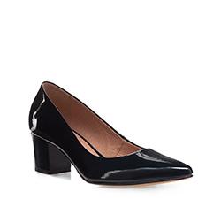 Schuhe, dunkelblau, 85-D-200-7-36, Bild 1