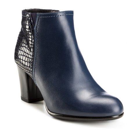 Schuhe, dunkelblau, 85-D-206-7-35, Bild 1