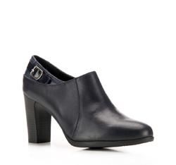 Schuhe, dunkelblau, 85-D-305-7-41, Bild 1
