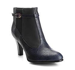 Schuhe, dunkelblau, 85-D-510-7-37, Bild 1