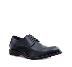 Schuhe, dunkelblau, 85-M-806-7-41, Bild 1