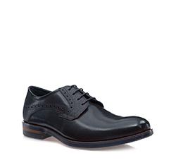 Schuhe, dunkelblau, 85-M-907-7-41, Bild 1