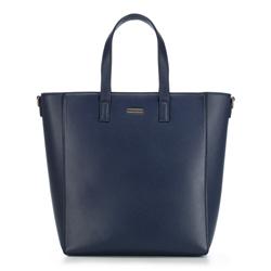 Shopper-Tasche, dunkelblau, 88-4Y-300-7, Bild 1