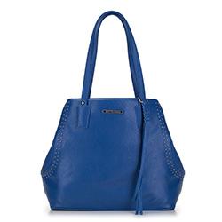 Shopper-Tasche, dunkelblau, 88-4Y-401-N, Bild 1