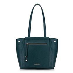 Shopper-Tasche, dunkelblau, 88-4Y-406-N, Bild 1