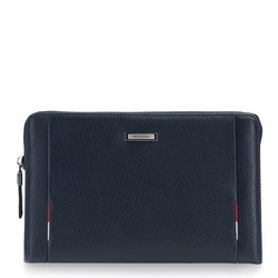 Tasche, dunkelblau, 86-3U-216-7, Bild 1