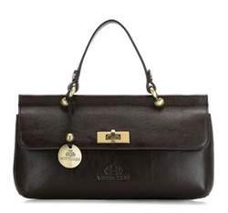 Damentasche, dunkelbraun, 35-4-585-3, Bild 1