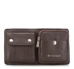 Damentasche, dunkelbraun, 82-4U-613-4, Bild 1