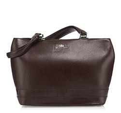 Damentasche, dunkelbraun, 85-4E-360-4, Bild 1