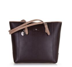 Einkaufstasche, dunkelbraun, 36-4-074-4, Bild 1