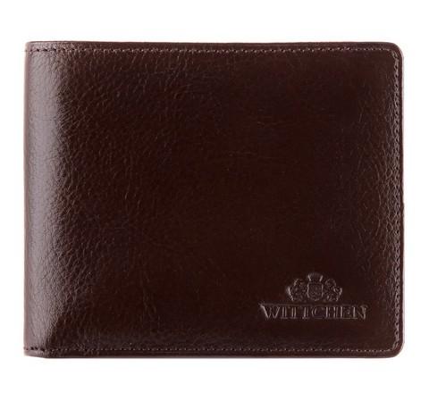 Geldbörse, dunkelbraun, 21-1-019-4, Bild 1