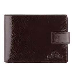 Geldbörse, dunkelbraun, 21-1-038-4, Bild 1