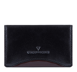 Geschäftskartenhalter, dunkelbraun, V06-02-014-14, Bild 1