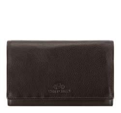 Portemonnaie, dunkelbraun, 02-1-081-4, Bild 1