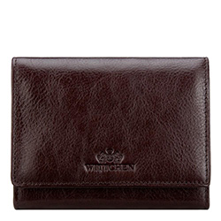 Portemonnaie, dunkelbraun, 21-1-070-44, Bild 1