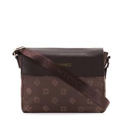 Tasche, dunkelbraun, 83-4L-805-4, Bild 1