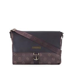 Tasche, dunkelbraun, 83-4L-807-4, Bild 1