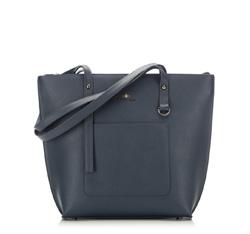 Einkaufstasche, dunkelgrau, 36-4-077-8, Bild 1