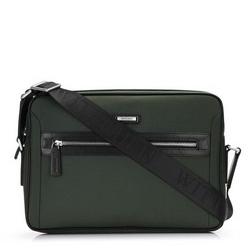 Brieftasche, dunkelgrün, 86-4U-209-Z, Bild 1
