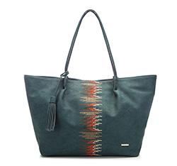 Damentasche, dunkelgrün, 85-4Y-706-Z, Bild 1