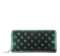 Geldbörse, dunkelgrün, 34-1-482-0S, Bild 1