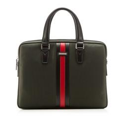 Laptoptaschen, dunkelgrün, 85-3U-209-Z, Bild 1