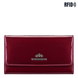 Brieftasche, dunkelrot, 14-1L-002-3, Bild 1