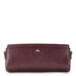 Damentasche, dunkelrot, 86-4E-426-2, Bild 1