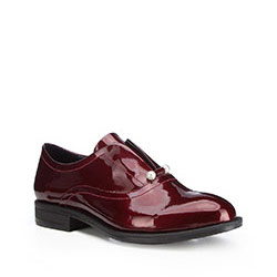 Frauen Schuhe, dunkelrot, 87-D-916-2-36, Bild 1