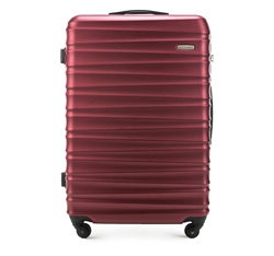 Großer Koffer, dunkelrot, 56-3A-313-30, Bild 1