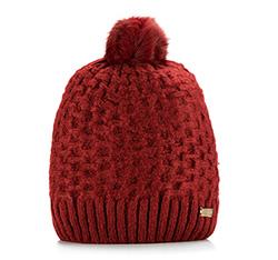 Mütze, dunkelrot, 85-HF-008-3, Bild 1