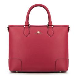 Einkaufstasche, rot, 87-4E-414-3, Bild 1