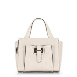 Damentasche, ecru, 86-4E-002-9, Bild 1