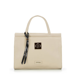 Damentasche, ecru, 86-4Y-208-9, Bild 1