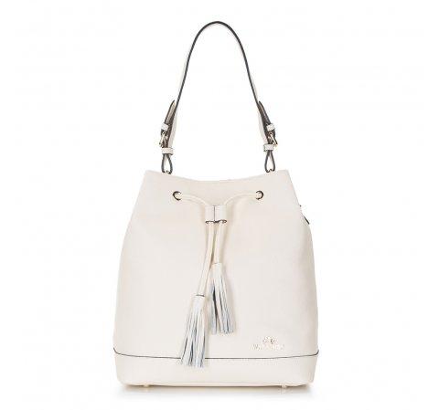 Dámská kabelka, ecru, 86-4E-438-9, Obrázek 1