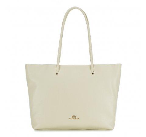 Dámská kabelka, ecru, 87-4E-449-0, Obrázek 1