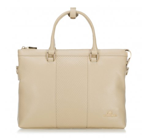 dámská kabelka, ecru, 88-4E-354-3, Obrázek 1