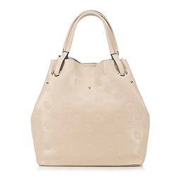 Dámská kabelka, ecru, 90-4E-619-0, Obrázek 1