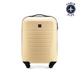 Kabinové zavazadlo, ecru, 56-3A-251-85, Obrázek 1