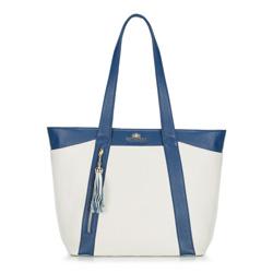 Dámská kabelka, ecru, 88-4E-350-0, Obrázek 1