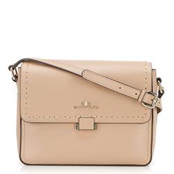 Dámská kabelka, béžová, 92-4E-628-9, Obrázek 1