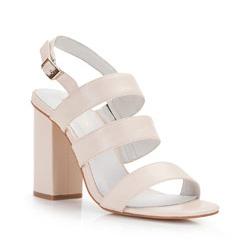 Обувь женская, экрю, 86-D-903-9-40, Фотография 1