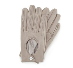Перчатки женские, экрю, 46-6L-290-6A-V, Фотография 1