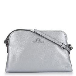 Női táska, ezüst, 29-4E-006-S, Fénykép 1
