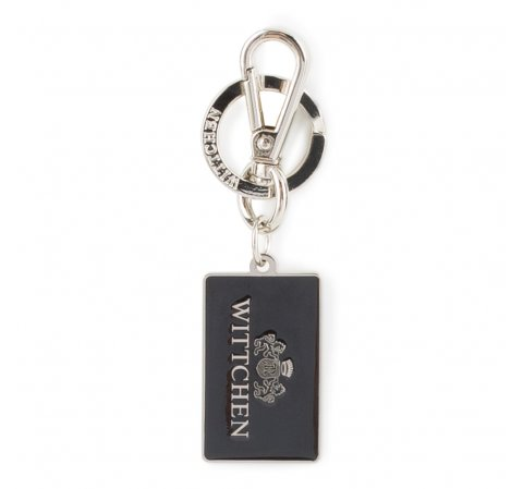 Kulcstartó, ezüst fekete, 03-2B-003-S1, Fénykép 1
