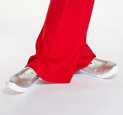 Női cipő, ezüst, 86-D-702-S-35, Fénykép 1
