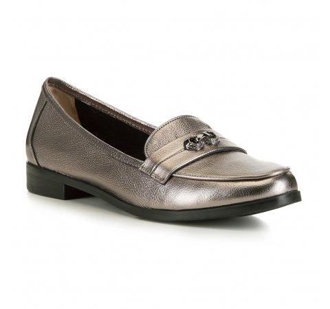 Női cipő, ezüst, 88-D-958-8-36, Fénykép 1