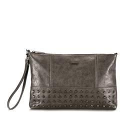 Női táska, ezüst, 82-4Y-502-1, Fénykép 1