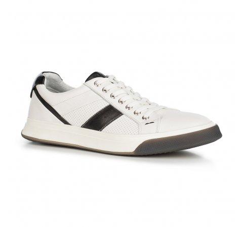 Férfi cipő, fehér, 90-M-501-0-45, Fénykép 1